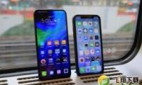 荣耀Magic2和iPhoneXS信号强弱测试对比实用评测