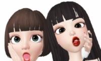 zepeto手机软件保存表情包方法教程