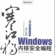 寒江独钓《Windows内核安全编程》 PDF高清版