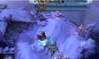 DOTA2凌霜圣地巨魔光法打法攻略