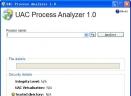 Process Analyzer(分析进程安全级别)V1.0 绿色版
