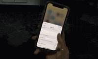 苹果iphone半屏取消方法教程