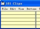 101 Clips(剪贴工具)V11.21.01 绿色英文版
