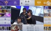 2019lpl春季赛3月19日V5 VS SDG比赛直播视频