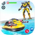 喷气滑雪机器人潜艇战 V1.0.1 苹果版