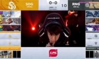 2019lpl春季赛3月25日RNG VS SDG比赛直播视频