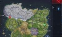 《堡垒前线:破坏与创造》地图资源分布一览