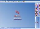 嘉艺发型设计软件 2009V3.3 大众版