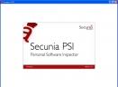 个人软件安全检查工具(Secunia PSI)V3.0.0.9016 中文版