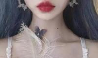 性感个性头像小仙女专属 女生部位头像锁骨肩膀2019