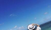 好看又吉利的微信头像女生海边背影 微信头像女生简单气质背影海边