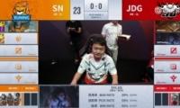 2019lpl夏季赛6月16日SN VS JDG比赛直播视频