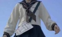 QQ小清新头像女学院风半身 校园小清新女生头像学院风