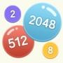 泡泡2048 v1.0 苹果版