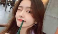 2019紫色系女生�^像青春可�� 甜美可�圩仙�系列精�x女生�^像