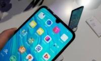 华为麦芒8手机悬浮按钮设置方法教程