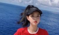 韩范红色系女生头像大全好看 韩系长发甜美可爱女生头像大全