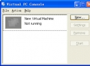 Microsoft Virtual PC 2007 (虚拟机)SP1v6.0.1920 汉化中文安装版
