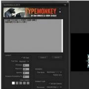 AE文字混排脚本(TypeMonkey) V1.14 官方版