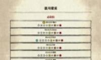 《侍魂:晓》德川庆寅出招表一览