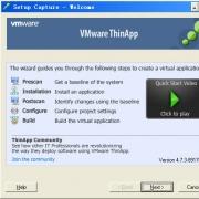VMware ThinApp V4.7.3 绿色版