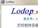 网页打印控件LodopV6.196 绿色版