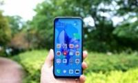 华为nova5i手机设置人脸解锁方法教程