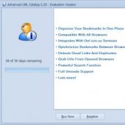 IE地址管理器(Advanced URL Catalog) V2.3.5.0 共享版