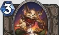 《炉石传说》奥丹姆奇兵中立新卡狐人恶棍介绍