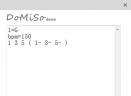 DoMiSo简谱解释器V0.1 绿色版