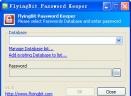 FlyingBit Password Keeper (记忆重要密码工具)V1.5英文绿色免费版