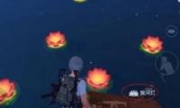 《和平精英》中秋月兔模式放河灯位置坐标一览