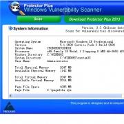 Windows Vulnerability Scanner(漏洞扫描检查软件) V4.1 英文绿色免费版