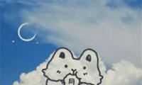可爱云朵简笔画图片大全 最火的白云图片卡通图案