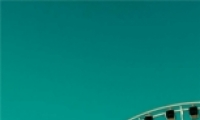ins风超火背景图绿色 最新唯美意境图片简约风