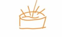 QQ画图红包室外浴池画法教程