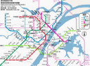 武汉地铁规划线路图最新V1.0 绿色版