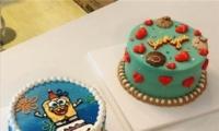 高颜值生日蛋糕图片大全 生日蛋糕图片卡通可爱