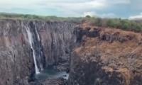 维多利亚瀑布几近干涸是怎么回事 维多利亚瀑布几近干涸是真的吗