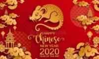2020年鼠年四字祝福语大全