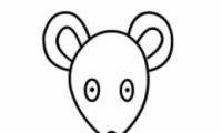 QQ画图红包老鼠画法教程