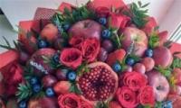 情人节水果花束图片 2020女生最爱的唯美水果花束