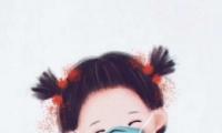 戴口罩QQ头像可爱合集 最新扣扣戴口罩卡通头像
