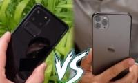 三星S20 Ultra和iPhone 11 Pro Max�^�e�Ρ��用�u�y