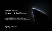 realme X50 Pro手机发布会直播地址