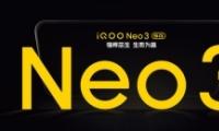 iQOO Neo3��I�r格及配置���