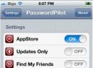 PasswordPilot ios7 密码记忆插件V1.0-9 最新版