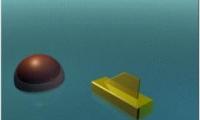 Maya物体落水时产生的水面波纹效果制作