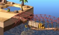 模拟建造桥梁游戏大全