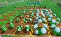 温馨静谧农场经营游戏